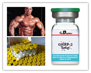 buy GHRP-2 research peptides 50mg 1kit